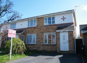 Thumbnail 2 bed end terrace house for sale in Bye Mead, Emersons Green, Bristol