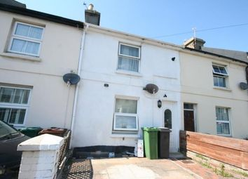 Thumbnail 2 bed terraced house for sale in Ashford Road, Eastbourne, East Sussex