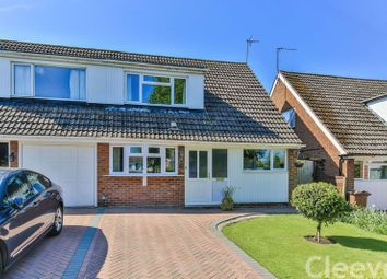 Thumbnail 3 bed semi-detached house for sale in Parkwood Grove, Charlton Kings, Cheltenham