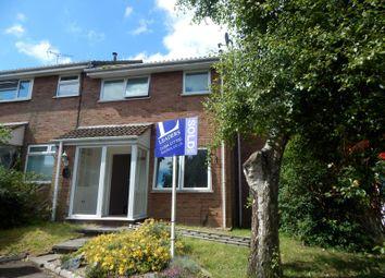 Thumbnail 3 bedroom terraced house to rent in Melford Way, Felixstowe