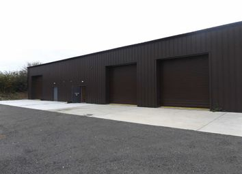 Thumbnail Light industrial to let in New Industrial Units, Duckworths Business Park, Truro, Cornwall
