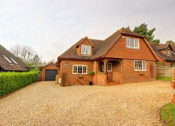 Thumbnail 4 bed detached house for sale in New Road, Timsbury, Romsey, Hampshire