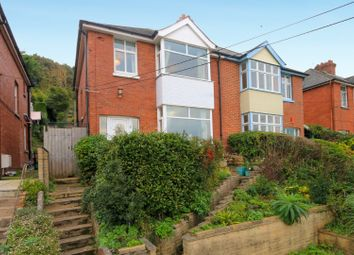 3 bed semi-detached house for sale in Coombe Vale Road, Teignmouth TQ14
