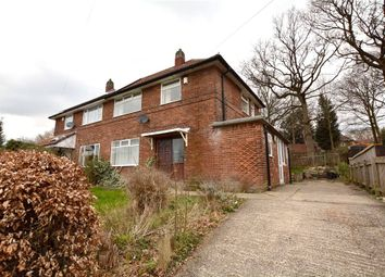 Thumbnail 3 bed semi-detached house for sale in Foxcroft Road, Headingley, Leeds