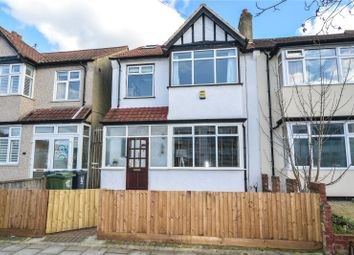Thumbnail 4 bed terraced house for sale in Granton Road, London