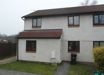 Thumbnail 2 bed flat for sale in Sunningdale Close, Carlisle