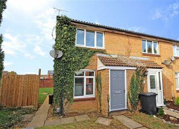 Thumbnail 2 bedroom end terrace house for sale in Thornford Drive, Westlea, Swindon