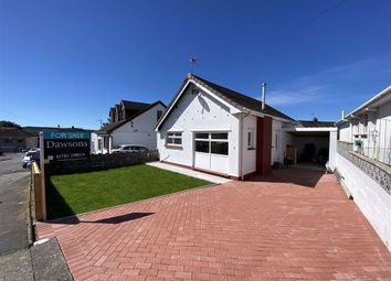 Thumbnail 2 bed detached bungalow for sale in Lime Grove, Killay, Swansea