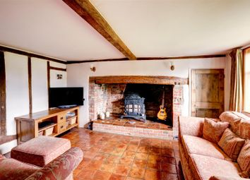 Thumbnail 4 bed detached house for sale in Bunwell, Norwich