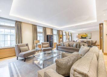 Thumbnail 3 bed flat to rent in Upper Grosvenor Street, Mayfair