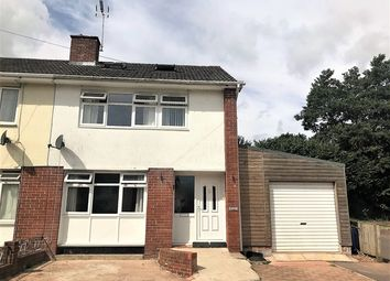 Thumbnail 3 bed end terrace house for sale in Whitebridges, Honiton