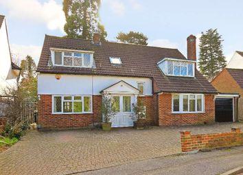 Thumbnail 4 bed detached house to rent in Allum Lane, Elstree, Borehamwood