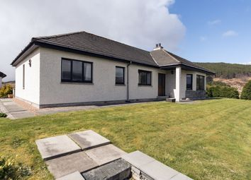 Thumbnail 4 bed detached house for sale in Garve, Highland