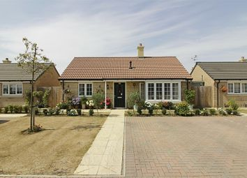 Thumbnail 2 bed detached bungalow for sale in Chesham Drive, Baston, Peterborough