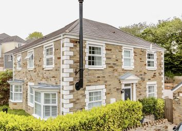 Thumbnail 4 bed detached house for sale in Round Ring Gardens, Penryn