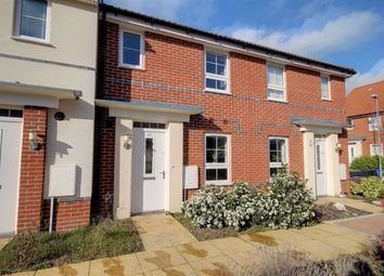 Thumbnail 2 bed terraced house for sale in Quicksilver Street, Worthing, West Sussex