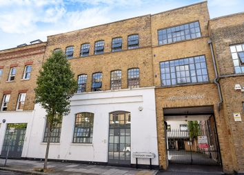 Thumbnail 1 bed flat for sale in Whitacre Mews, London