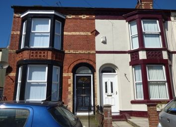 Thumbnail 3 bedroom property to rent in Beatrice Street, Bootle