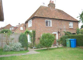 Thumbnail 1 bed semi-detached house to rent in Oak Lane, Upchurch, Kent