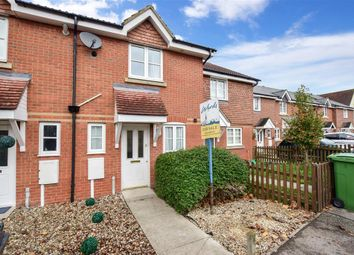 Thumbnail 2 bed terraced house for sale in Stagshaw Close, Maidstone, Kent