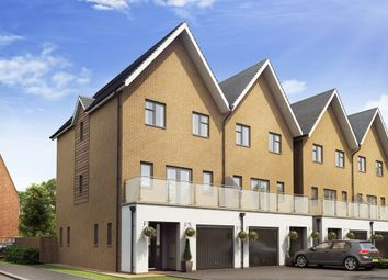 Thumbnail 4 bed town house for sale in Campden Road, Long Marston, Stratford-Upon-Avon