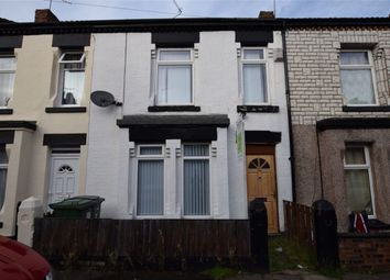 Thumbnail 3 bed terraced house for sale in Tudor Road, Tranmere, Merseyside