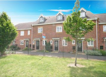 Thumbnail 3 bed town house to rent in Castilla Place, Stretton, Burton-On-Trent