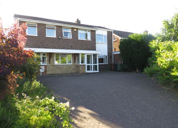 Thumbnail 4 bed detached house for sale in Lazy Hill Road, Aldridge, Walsall