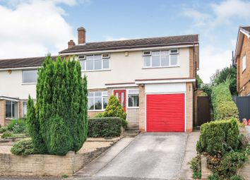 Thumbnail 3 bed detached house for sale in Quarry Hills Lane, Lichfield, Staffordshire