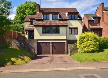 Thumbnail 5 bed detached house for sale in The Mount, Billericay