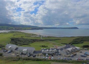Thumbnail Studio for sale in The Ian Woosnam, Phillip Price And Jamie Donaldson, Golf Course Road, Newport, Pembrokeshire