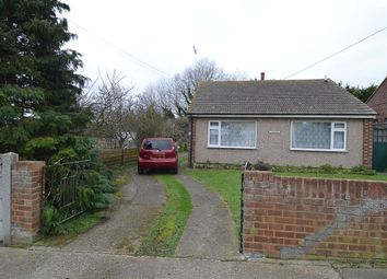 Thumbnail 2 bed detached bungalow for sale in King Arthur Road, Cliffsend, Ramsgate