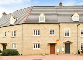 Thumbnail 3 bed semi-detached house for sale in Buttercross Lane, Witney