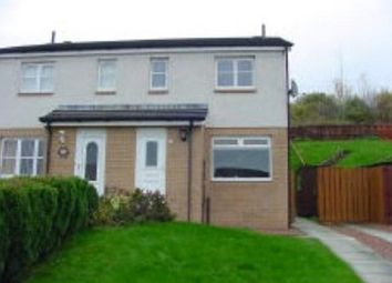 Thumbnail 2 bed semi-detached house to rent in Mary Stevenson Drive, Alloa