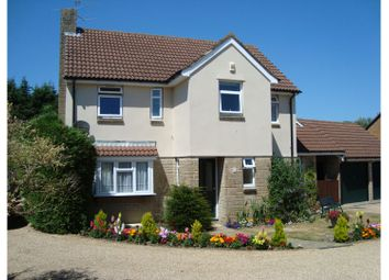 Thumbnail 4 bed detached house for sale in Farnefold Road, Steyning