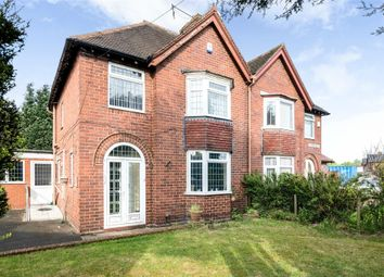Thumbnail 4 bed semi-detached house for sale in Bescot Road, Walsall, West Midlands