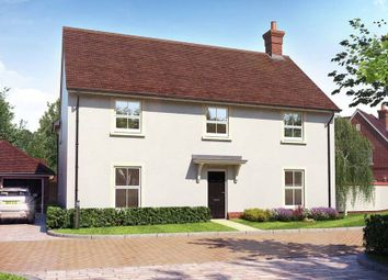 "Thumbnail 5 bed detached house for sale in ""The Red Kite"" at Dollicott, Haddenham, Aylesbury"