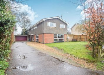 Thumbnail 5 bed detached house for sale in Oaks Close, Swaffham