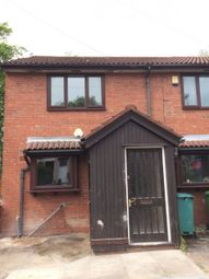 Thumbnail 2 bed end terrace house to rent in Derby Road, Manchester