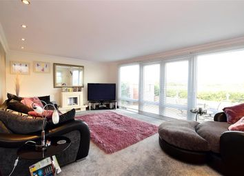 Thumbnail 2 bed mobile/park home for sale in Broadway Mobile Home Park, Lancing, West Sussex