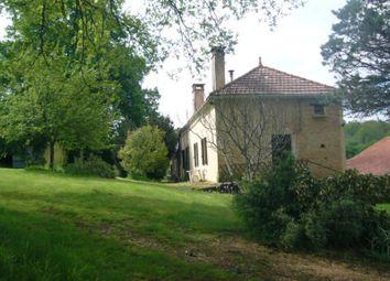 Thumbnail 5 bed property for sale in Saint-Cernin-De-L'herm, Dordogne, 24550, France