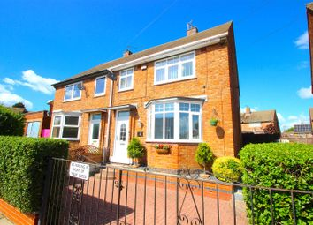 Thumbnail 3 bed detached house for sale in Chadwell Road, Leicester