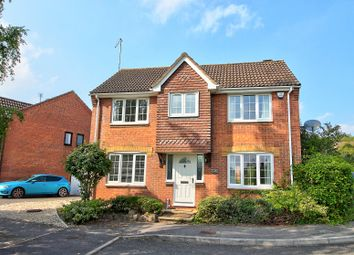 The Topiary, Lychpit, Basingstoke RG24. 3 bed detached house