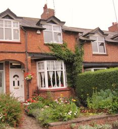 Thumbnail 2 bed terraced house to rent in Belle Vue Terrace, Hampton In Arden