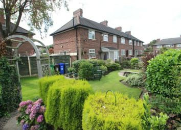Thumbnail 3 bed end terrace house for sale in Newhall Drive, Wythenshawe, Manchester