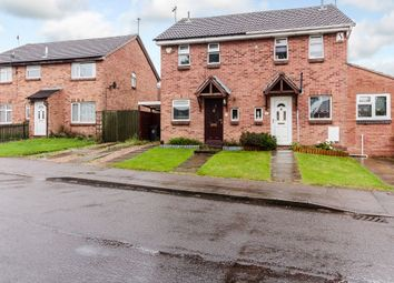 Thumbnail 2 bedroom semi-detached house for sale in Heatherbrook Road, Anstey Heights, Leicestershire LE41Al