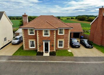 Thumbnail 4 bed detached house for sale in Lylleyes Field Drive, Barrow, Bury St. Edmunds
