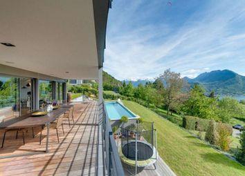 Thumbnail 5 bed villa for sale in Talloires, Talloires, France
