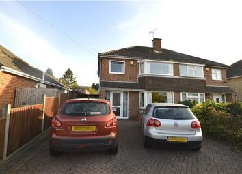 Thumbnail 4 bed semi-detached house for sale in Langdale Road, Cheltenham, Gloucestershire