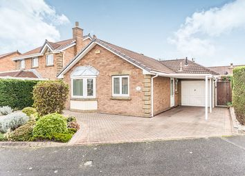 Thumbnail 2 bed detached house for sale in Cranham Close, Killingworth, Newcastle Upon Tyne